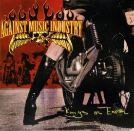 Against Music Industry (A.M.I.) - Kings on earth, CD