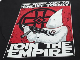 AA THemd - Join the Empire - schwarz TS