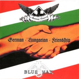 Blue Max & Arrow Cross - German Hungarian Friendship