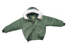 N2B Commando Industries Flieger Jacke