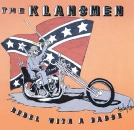 Skrewdriver - The Klansmen rebel with a cause