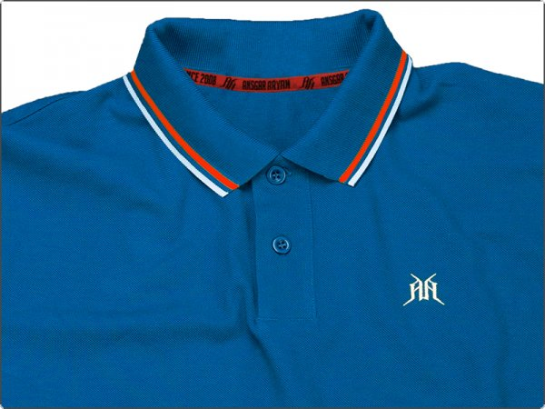 AA Polo - Elite Blau