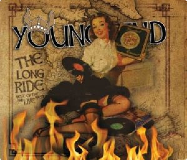 Youngland -The long Ride + Live- Doppel CD DIGI